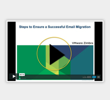 Steps for Ensuring a Successful Email Migration Logo