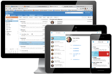 Zimbra Collaboration Hosted Demo
